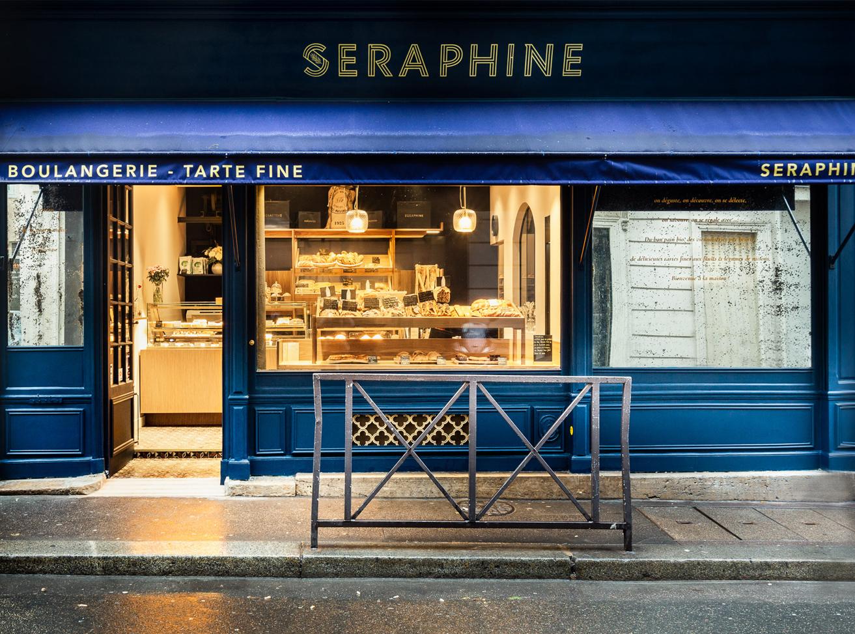 Devanture Seraphine